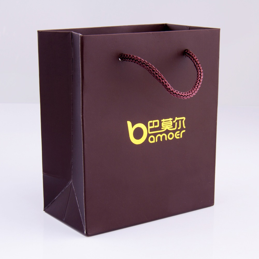 custom printed paper shopping bags We are specialists in custom printed paper shopping bags, eurotote style paper bags, flat paper bags, sos grocery bags, takeout bags, and more.