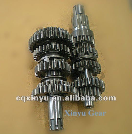 motorcycle parts/CB125 motorcycle gear/zongshen motorcycle