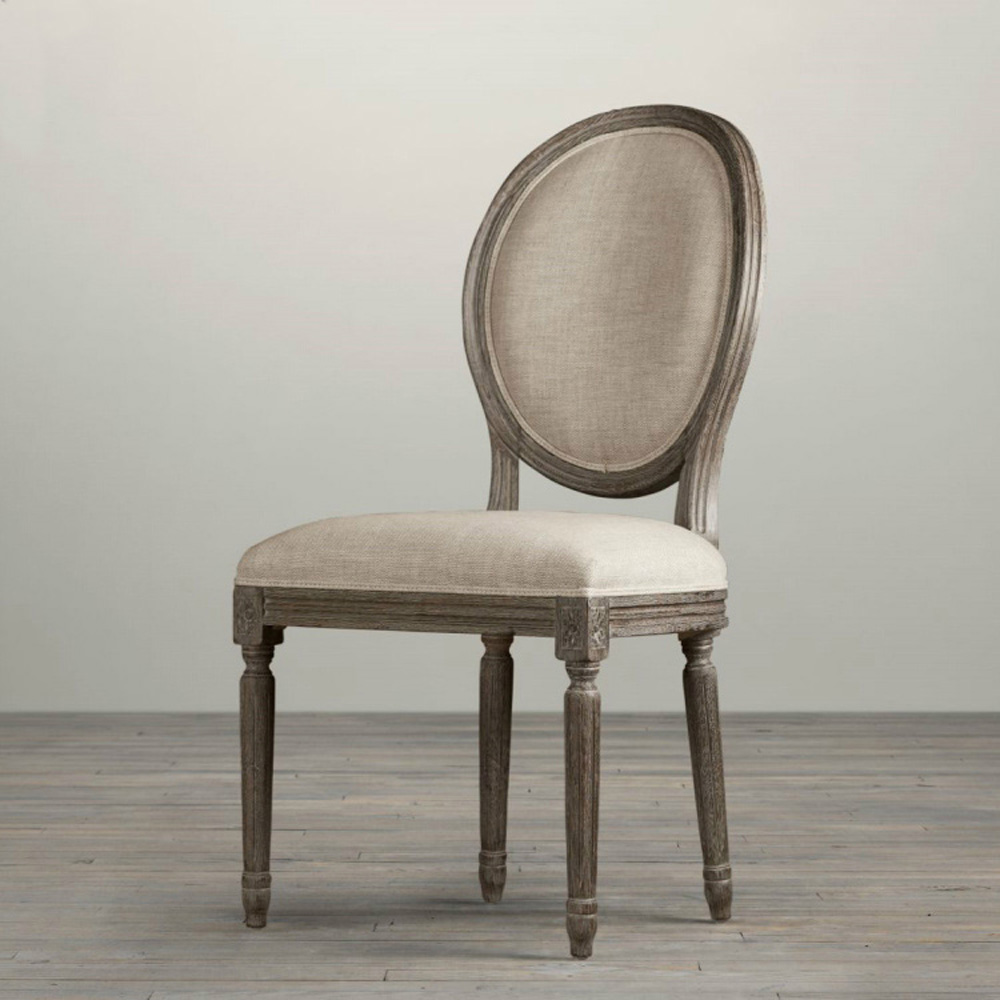 French Style Dining Chair/antique Style Wooden Dining Chair/ French Louis  Xv Dining Chair