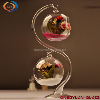 Handmade Small Glass Vases Ball Clear Square Glass Vase Buy Clear
