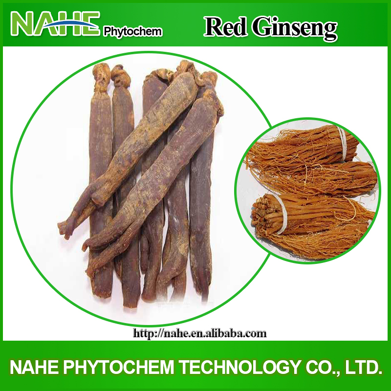 Best quality nature organic korean red ginseng tonic with Ginsenoside---free samples