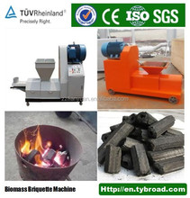 agricultural waste groundnut shell charcoal briquette machine