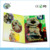 Hot selling 2018 handmade merry christmas greeting cards with music