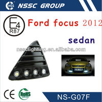 2013 NSSC Ford Focus 2012 led lights in car