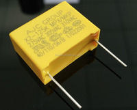 AJC x2 capacitor 250vac,High quality metallized polypropylene film x2 capacitor mpx/mkp
