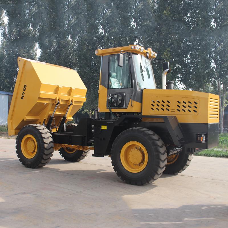 Trung quốc Mới Giá Rẻ 4X4 FCY100 10 tấn xe tải để bán