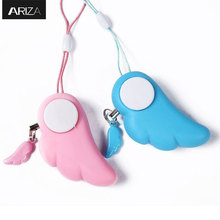 angel wing personal safety alarm electronic protection guardian security alarm