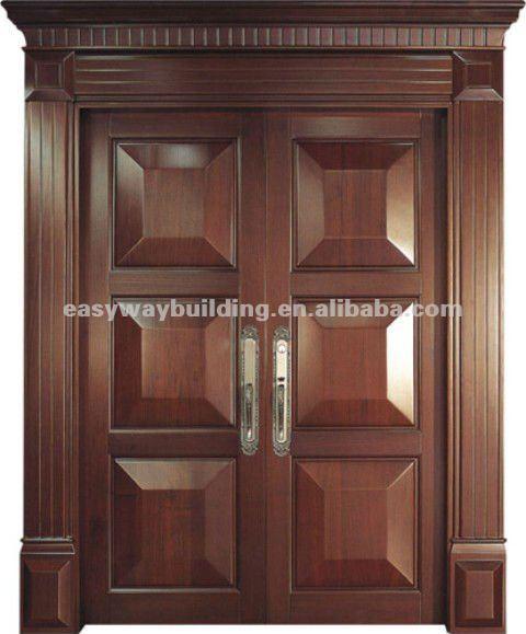 Fine Wooden Door Design Modern House Designs Good Quality Interior ...