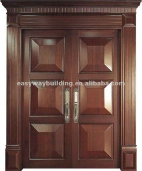 New design wooden door buy double door design wood entry for New main door