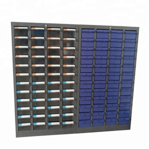 TJG plastic 48 drawer spare parts cabinet and tools storage cabinets