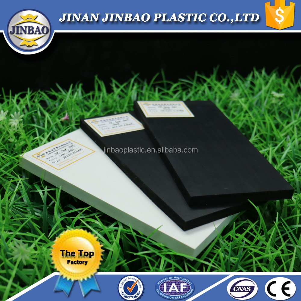 Jinbao material plastic pvc foam sheet for photo book 4'x8' 1mm 2mm
