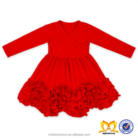 Little Models Girls Icing Ruffle Dress Girls Kids Frocks Image Girls Dress Names With Pictures