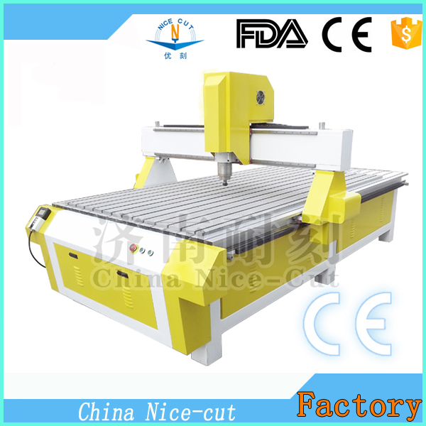 lowest price cnc wood furniture carving router/aluminum brass cutting cnc router machine/pcb carving cnc router