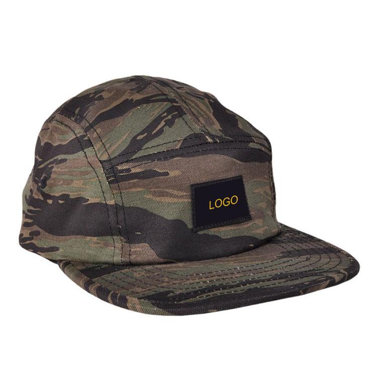 c34269d745d33d Manufacturer Fashion custom logo 5 panel hat Camo Man 5 Panel Hat Wholesale  China,Top 5 Panel Cap Wholesale