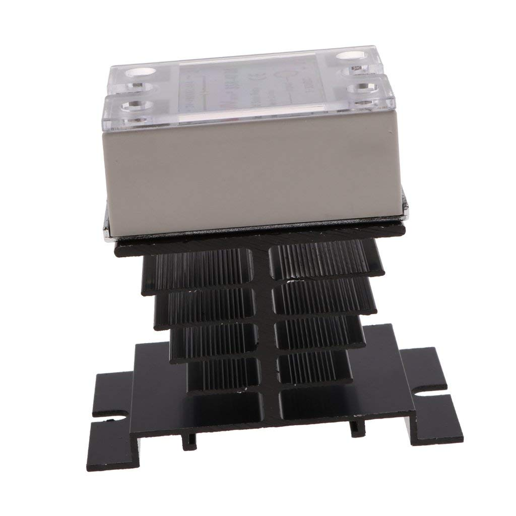 Cheap Ssr 40da Solid State Relay Find There Are Dc Relays And Ac Get Quotations Baoblaze Module 3 32v Machinery