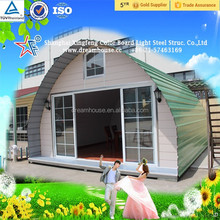 Prefabricated frp dome house/ modular houses/low cost houses