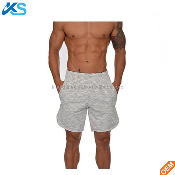 Wholesale Men s 100% Cotton Eco-Friendly Running Shorts Athletic Gym  Jogging Workout Powerlifting With 1a4f09f9d