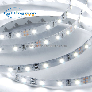 Warm White Christmas Light 300 Units 5050 SMD LED Strip Lights Chain 5M DC 12V non-waterproof led strip