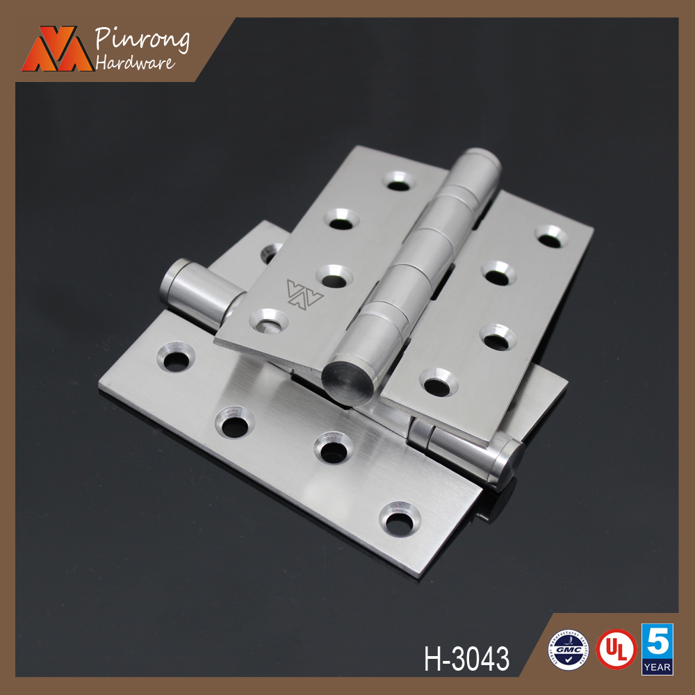 Factory Price Customized door hinges specifications Support OEM