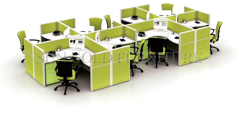 Office Furniture Cubicle Design Call Center