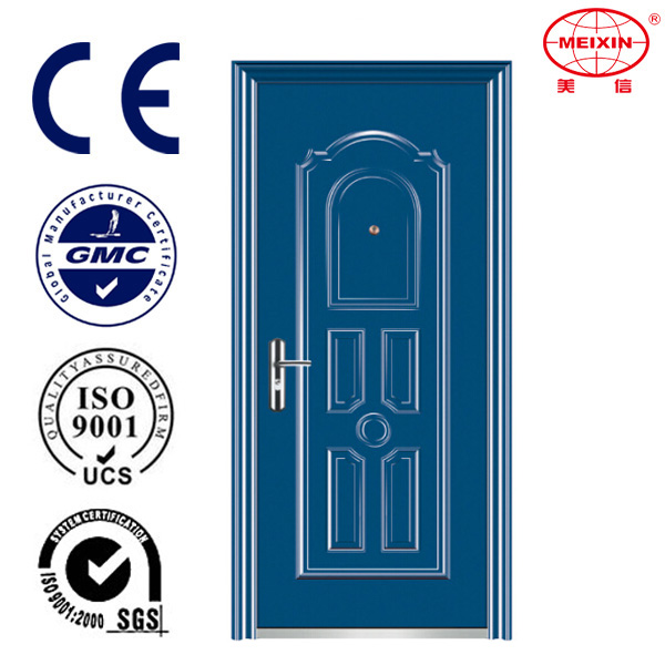 Nigeria Main Modern Designs Powder Coated Steel Door Frame