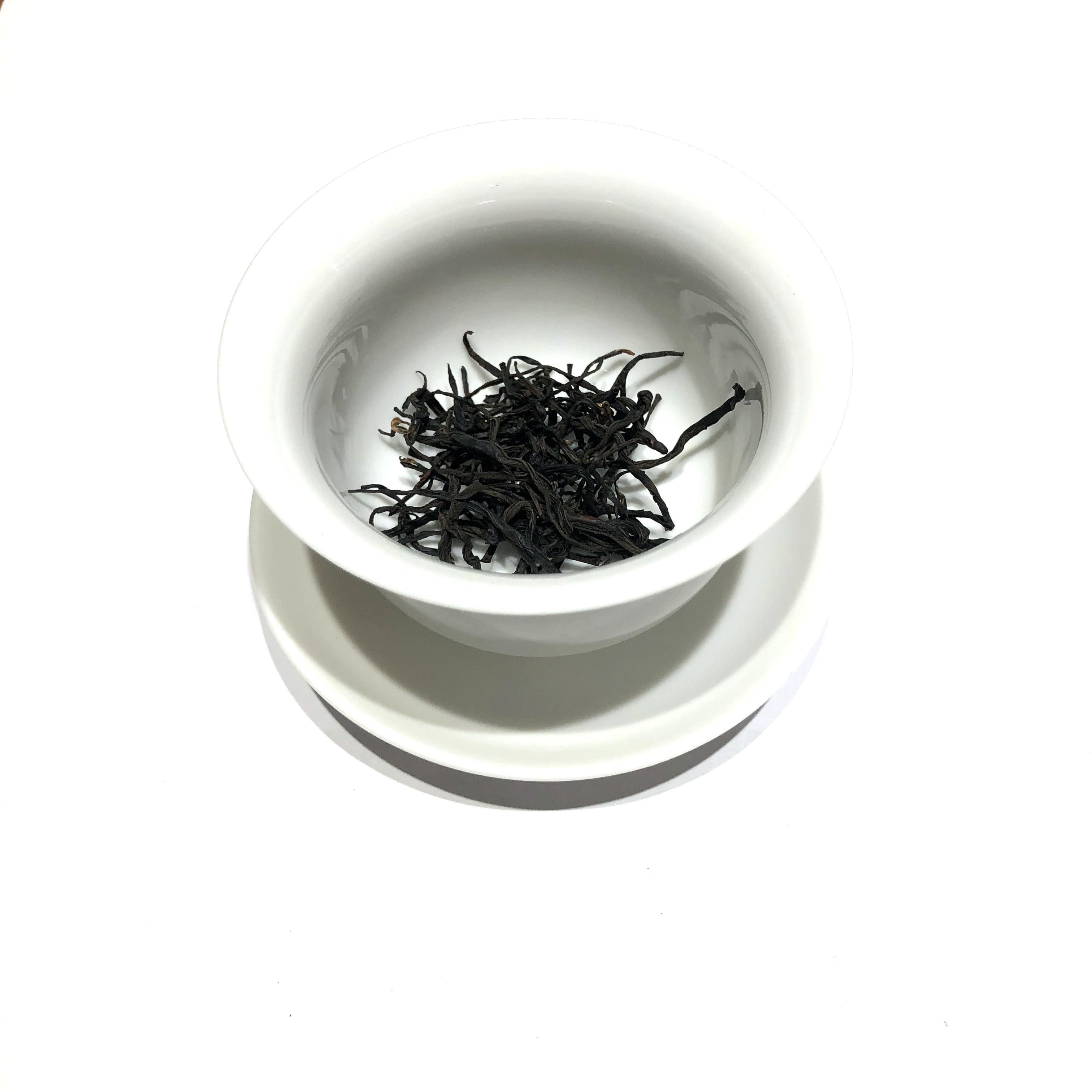 Chinese black tea bulk is made of fresh tea leaves - 4uTea | 4uTea.com
