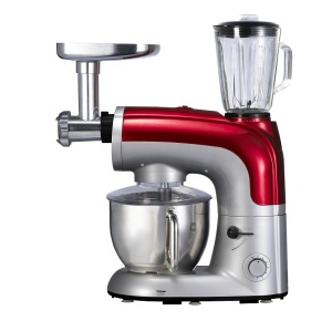 HIGH SPEED FOOD PROCESSOR AND MIXER MACHINE WITH MEAT GRINDER
