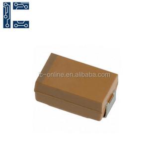 Super capacitor TANT TAJD337K006RNJ price list of capacitor