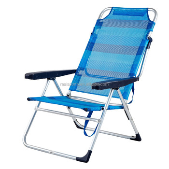 Fishing Chair Style And Outdoor Furniture General Use Folding Beach Sun Loungers Lawn Lightweight Lounger