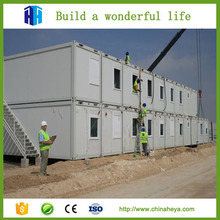 ISO containerized houses flat pack office container prefabricated meeting room