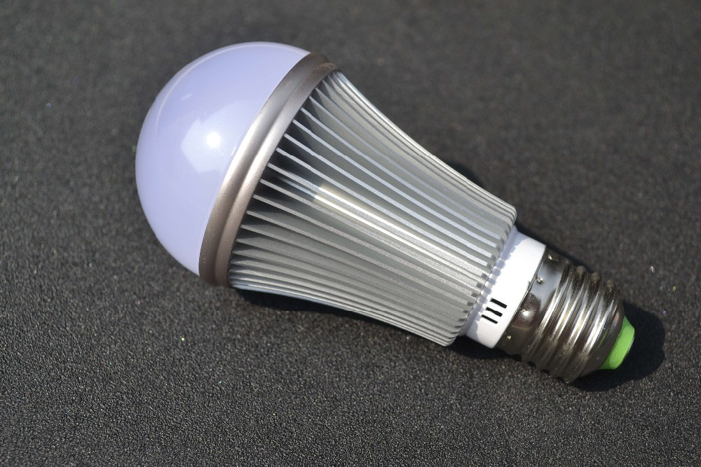 Residential lighting led bulb , high Luminous led rgb lighting , high power RGB LED bulb