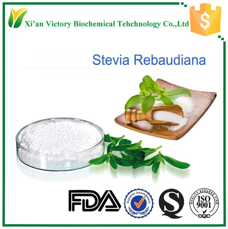 ISO manufacture offer 98% extractor de stevia