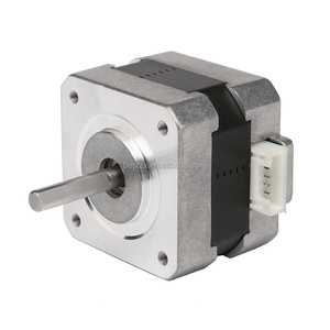 Hybrid cheap nema 17 stepper motor 260mN.m torque 42x34mm small size for 3D printing