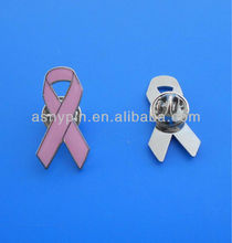 Pinks <span class=keywords><strong>aids</strong></span> pin consciência do cancro da fita de <span class=keywords><strong>metal</strong></span> lapela emblema do <span class=keywords><strong>pino</strong></span>