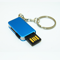Hot Selling 4Gb 8Gb 2.0 Mini Metal Book Shape UDP Usb 3.0 Flash Drive Memory Stick