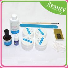 Color uv/led nai gel h0tvL acrylic nail kit for sale