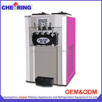 used commercial soft serve machine