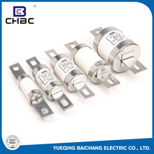 CHBC Hot Selling New Products HRC Series 80A 200A 400A Porcelain Little Fuse