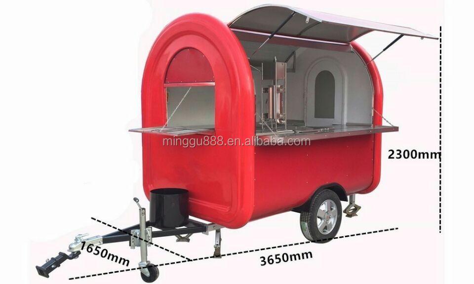 Cucina mobile camion rimorchio chiosco bar su ruote for Ape bar prezzo