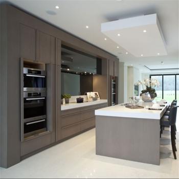 Muebles De Cocina Gabinete De Cocina De Aluminio Con Barbacoa Al ...