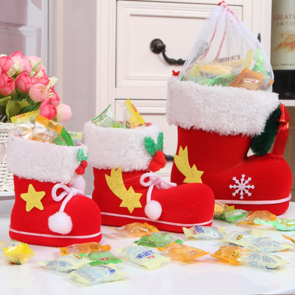 2017 christmas decorations online hot sale candy gifts packaging christmas stocking buy christmas stocking packagingchristmas stocking decor christmas