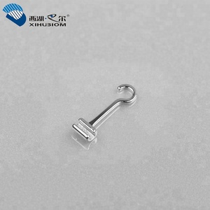 BIOM Dental Orthodontic Weldable Crimpable Hook Implant