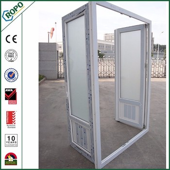 Upvc frame double panels french doors exterior design for External french doors and frame