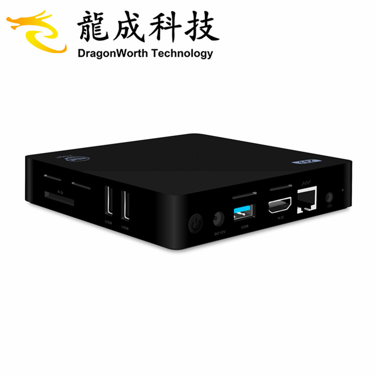 mini pc z83II z8350 2G 32G with smart win tv <strong>box</strong> for wireless keyboard <strong>box</strong>