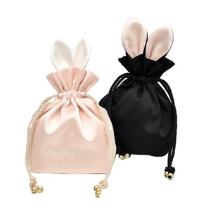 High-end luxury gift satin dust bag