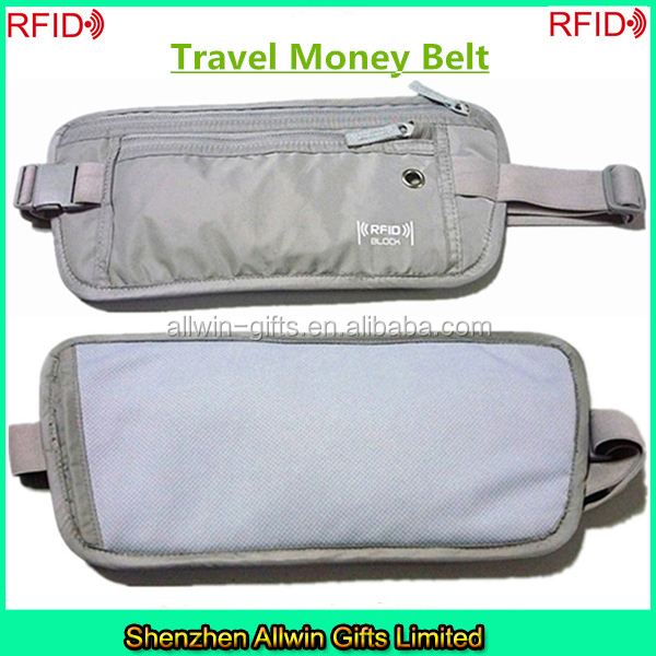 Waterproof Security Rfid Blocking Travel Money Belt In Usa Amazon ...