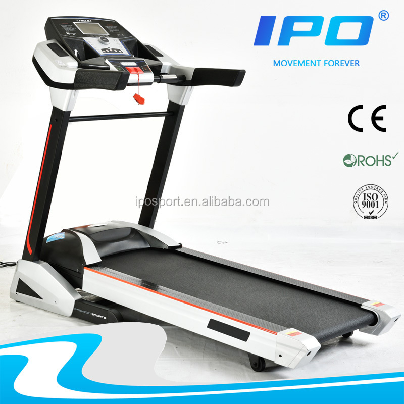 High quality manufacturer company at Yongkang mini motorized treadmill