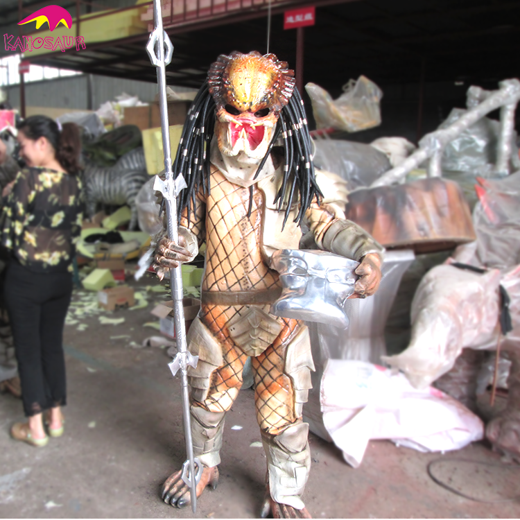 KANO-107 Full Body Realistic Predator Costume For Sale