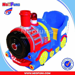 Children Favorite Soap Bubbles Mini Train Amusement Kiddie Rides NF-K87,Kiddie Rides For Sale, Kiddie Rides China