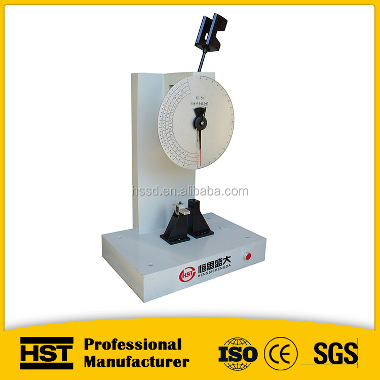 XJJ-5D LCD Charpy & Izod combined impact testing machine